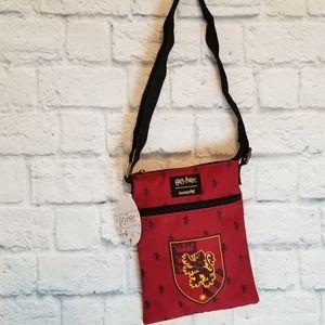 Loungefly Harry Potter Red Gryffindor Travel Bag